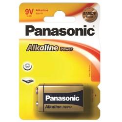 Bateria Panasonic 6LR61 9 V