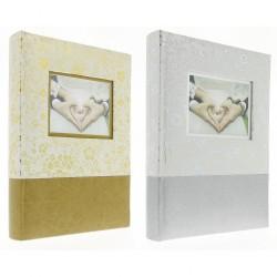 Album KD68100 Sara - szyty, z opisem, 15 x 21 cm