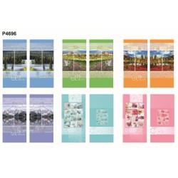 Album P4696 10 x 15 cm 96 zdj. mix wzorów