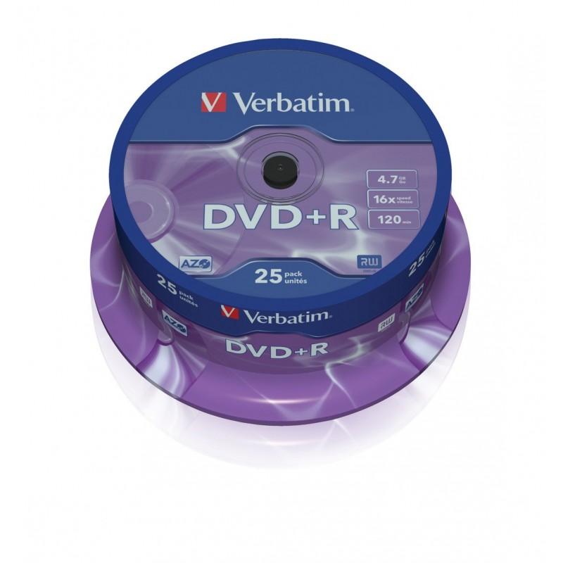 DVD+R VERBATIM /50 SZT/