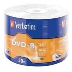 DVD-R VERBATIM AZO Spindle 50