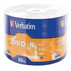 DVD-R Verbatim AZO szpindel 50szt.