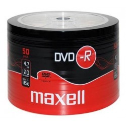 DVD-R Maxell /50/ DO NADRUKU PRĘDX16