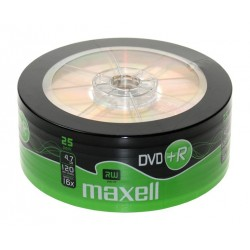 DVD+R Maxell Cake 25 szt.