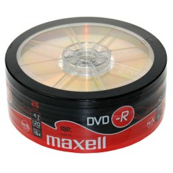 DVD-R Maxell Cake 50 szt.