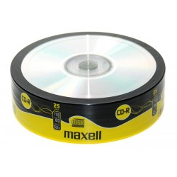 CD-R Maxell 25