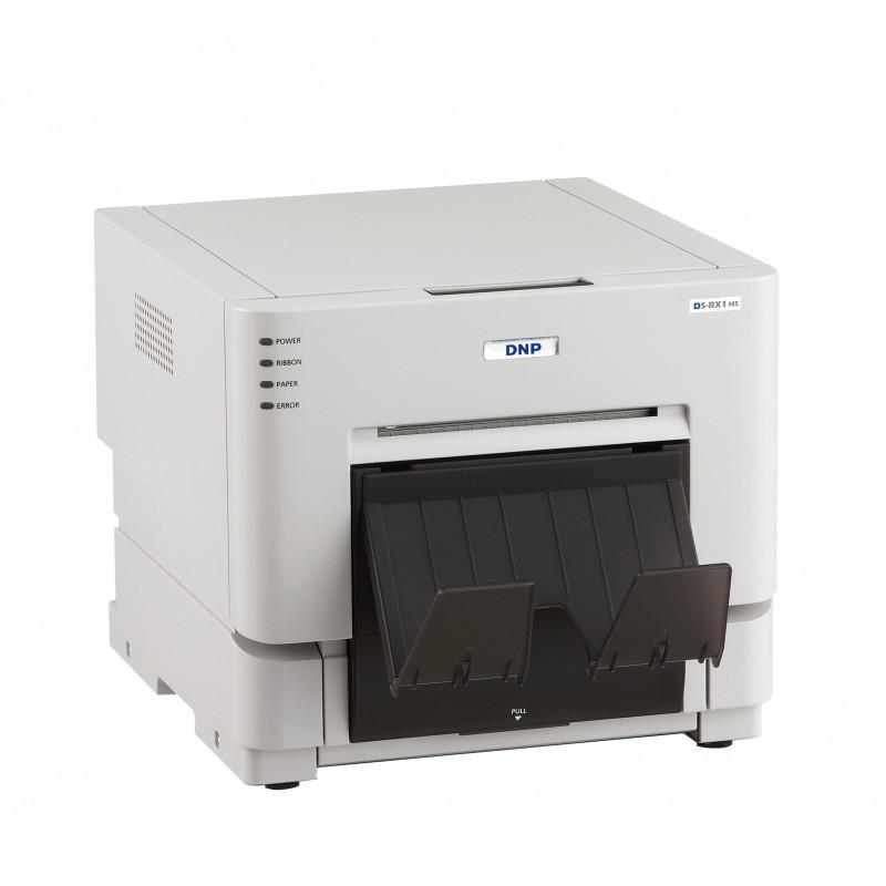 Zestaw Drukarka DNP DS-RX1HS+ 2 kartony papieru 10x15