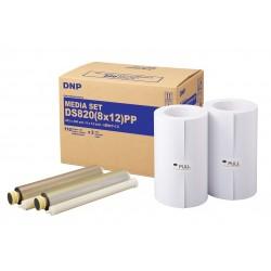 DNP DS820 papier 20x30cm SD