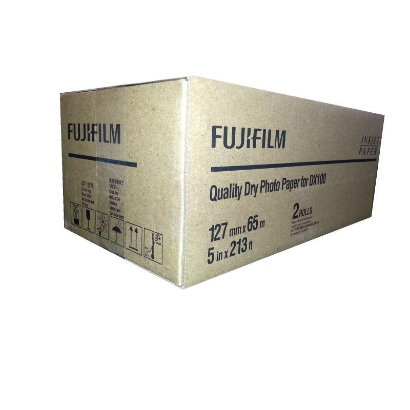 Papier Fuji InkJet 12,7 Luster 65 m