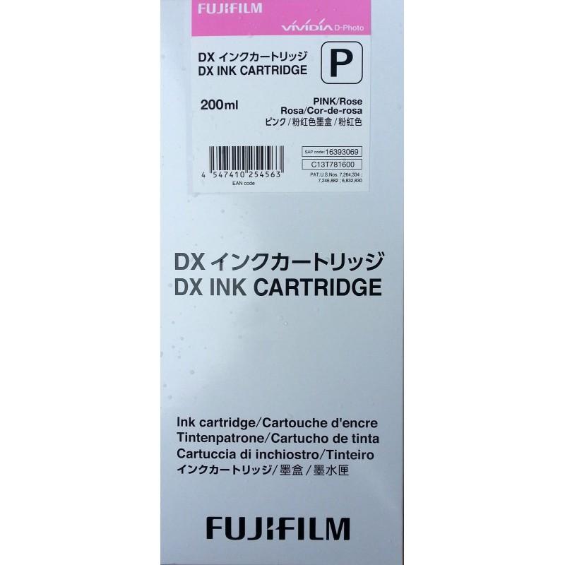 Cartridge PINK Fuji Frontier-S DX100 200 ml
