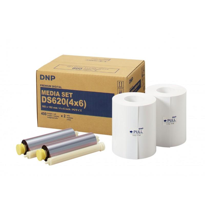 DNP DS620 10X15 Media for DNP DS620
