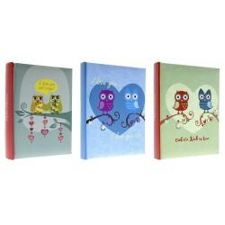 Album B46300/2 Owl We Need 10x15 cm 300 zdj szyty z miejscem na opis