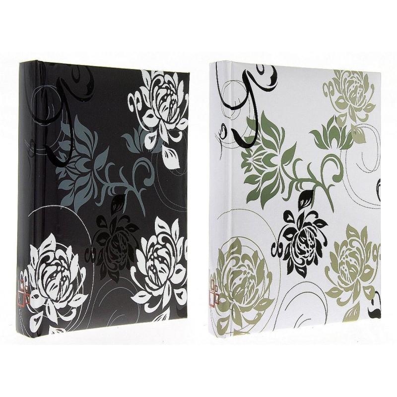Album B46200 Black&White 10x15 cm 200 zdj szyty z miejscem na opis