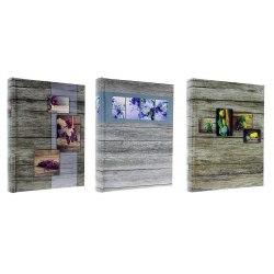 Album B46300/2 Wood 10x15 cm 300 zdj szyty z miejscem na opis