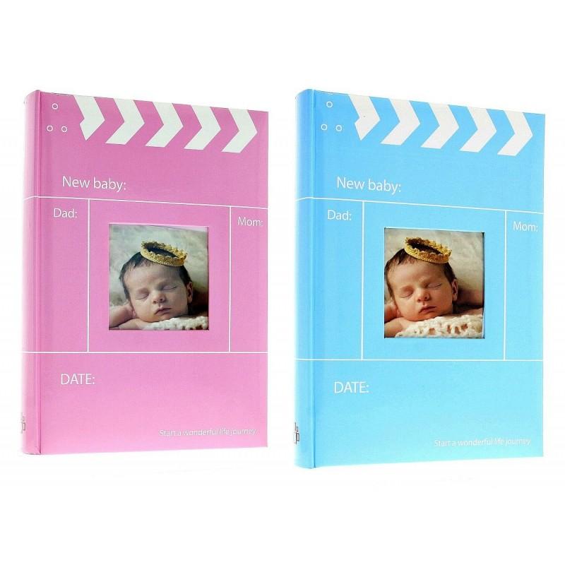 Album KD46300/2 Snap10x15 cm 300 zdj. szyty z miejscem na opis