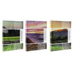 Album B46200 Mountains 10x15 cm 200 zdj szyty z miejscem na opis