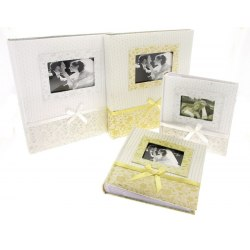 Album KD57100 Glory - 13 x 18 cm, sewed, with space for description