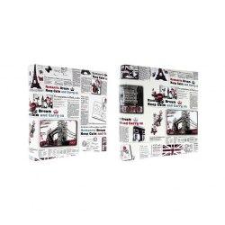 Album KD46300/2 Swing szyty z miejscem na opis