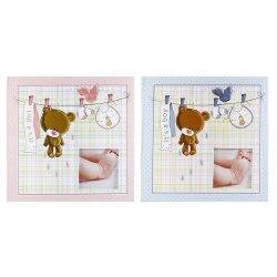 Album BBM46200 Baby 7N 10x15 cm 200 zdj. szyty z miejscem na opis