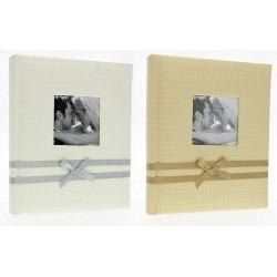 Album KD68100 Bright - sewed, with description, 15 x 21 cm