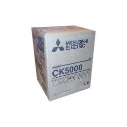 Mitsubishi papier CK5000 20 x 30 do CP-W5000DW duplex