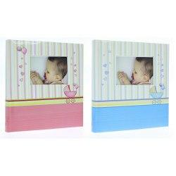 Album DBCL50 Baby Chart 100 str. pergaminowy kolorowe strony