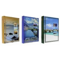 Album B46200 Journey 10x15 cm 200 zdj szyty z miejscem na opis