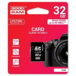 Karta SD 16 GB Goodram SDHC UHS-I Class 10