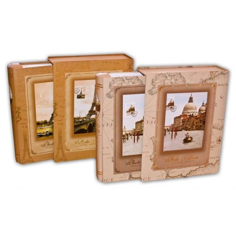 Album PP46200WB City - 200 pictures, in box