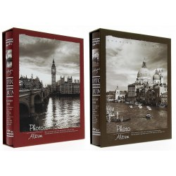 Album PP46200WB Old City - 200 pictures, in box