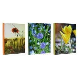 Album B46200 Nature 10x15 cm 200 zdj szyty z miejscem na opis