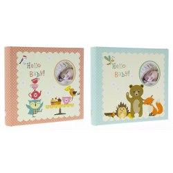 Album BBM46200 Baby 3G 10x15 cm 200 zdj. szyty z miejscem na opis