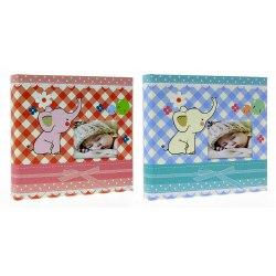 Album BBM46200 Baby 4G 10x15 cm 200 zdj. szyty z miejscem na opis