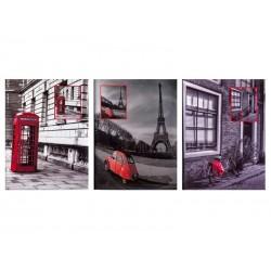 Album DPH4636 Red 10 x 15 cm 36 zdj.