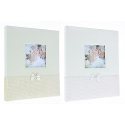 DBCS10 Bridal 20 creamy parchment pages