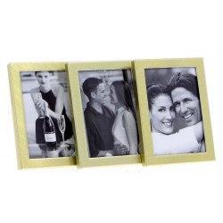 3PG Frame 4 X 6 cm x 3 gold