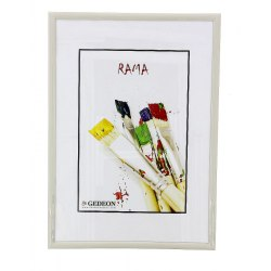 Frame 21 x 30 cm cream