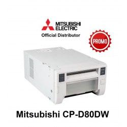 Drukarka Mitsubishi CP-D80DW