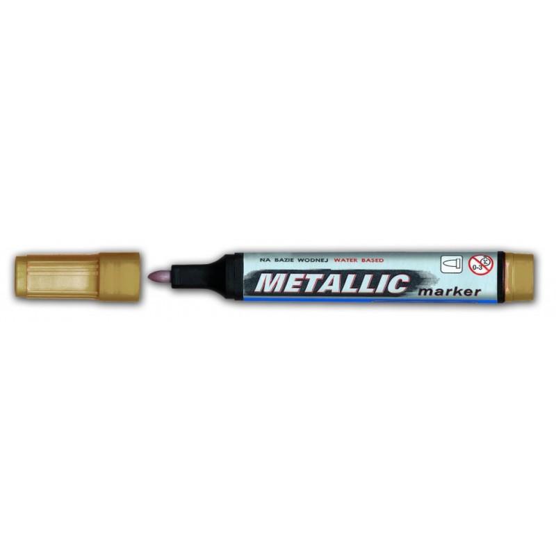 Marker Metalic M165 srebrny
