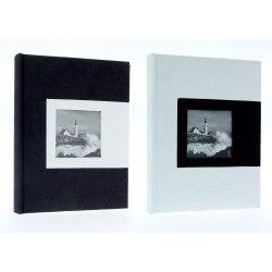 Album KD46200 Handmade H 10x15 cm 200 zdj. szyty z miejscem na opis