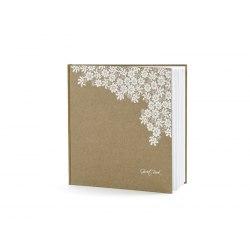 KWAP18 Księga Gości, 20,5 x 20,5cm, 22 kartki