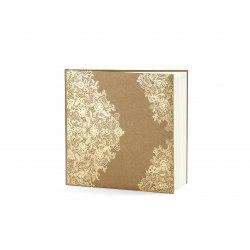 KWAP28 Księga Gości, 20,5 x 20,5cm, 22 kartki