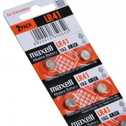Bateria Maxell LR-44