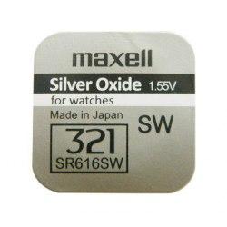 Bateria Maxell SR 626 SW 377