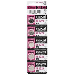 Bateria Maxell CR 1620