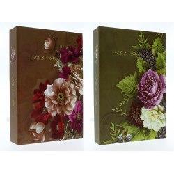 Album MM46200M Flowers - 200 zdjęć, z opisem