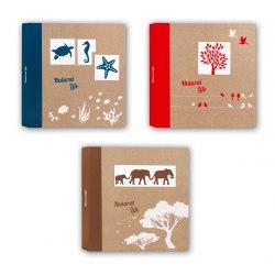 Album ZEP NF293150 Natural 100 str. pergaminowy kremowe strony
