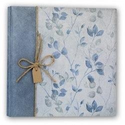 Album ZEP GD323250B Garden BOX 100 str. pergaminowy białe strony