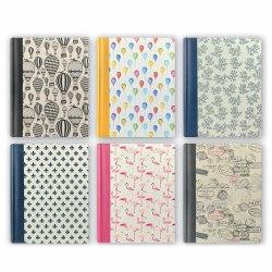 ZEP VNN243230 Evian 60 white parchment pages
