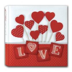 ZEP TVD242430 Valentine BOX 60 white parchment pages